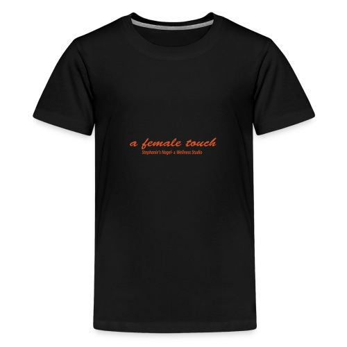 logo afemale II - Teenager Premium T-Shirt