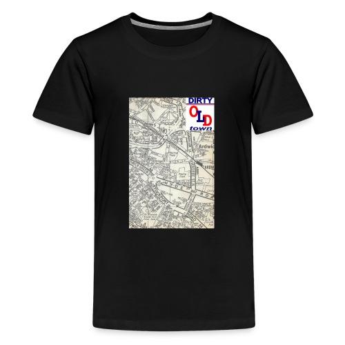 Ardwick - Teenage Premium T-Shirt