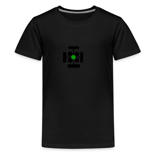 MathiShop Logo - Teenager premium T-shirt