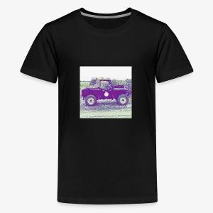 Mavis - Teenage Premium T-Shirt