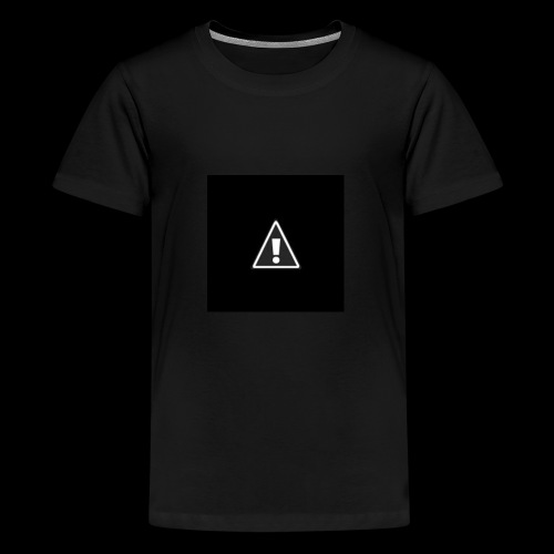 !warning! - Teenager Premium T-Shirt