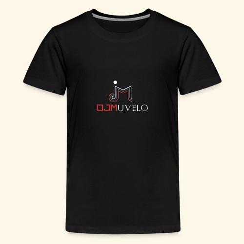 Djmlogo - Teenage Premium T-Shirt