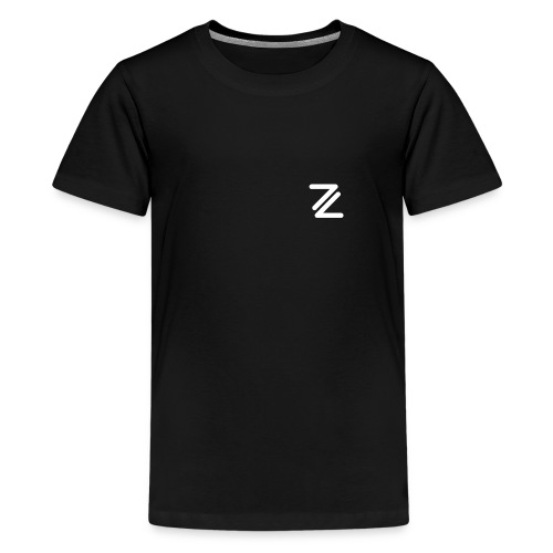 Logo De la chaine De Zido - T-shirt Premium Ado