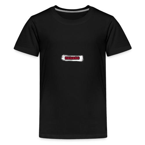 FriikGG - Premium T-skjorte for tenåringer