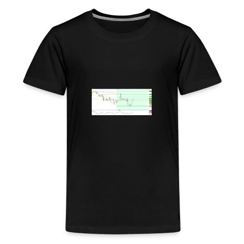 Dow Jones - Teenager Premium T-Shirt