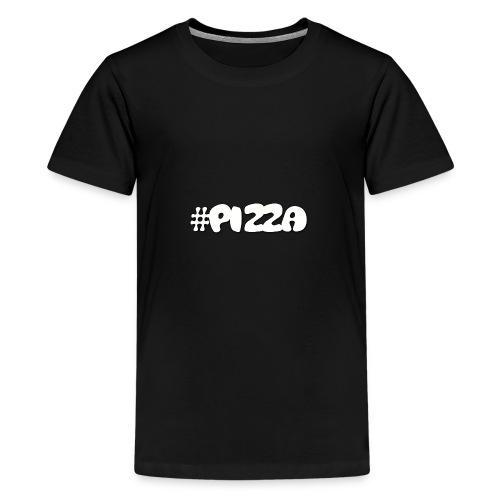Pizza Design - Teenager Premium T-Shirt