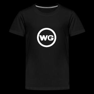 wout games - Teenager Premium T-shirt