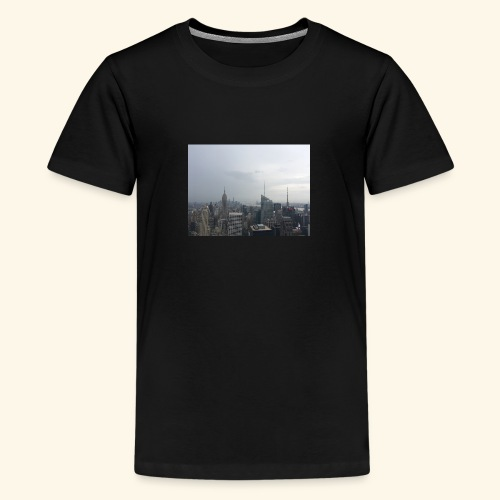 New York City view - Teenager Premium T-Shirt