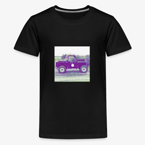 Mavis - Teenage Premium T-Shirt