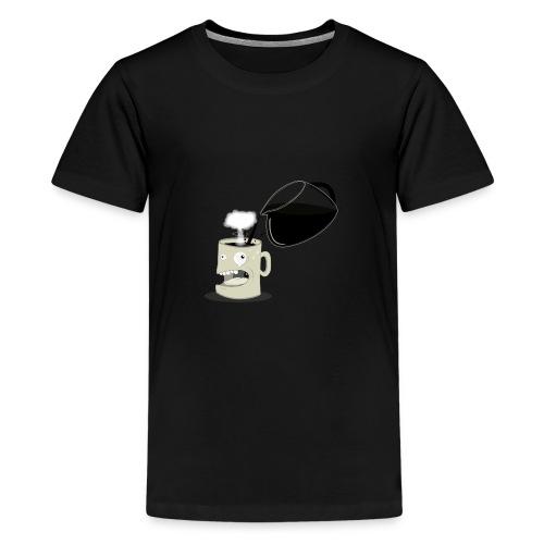 A mug's life - T-shirt Premium Ado
