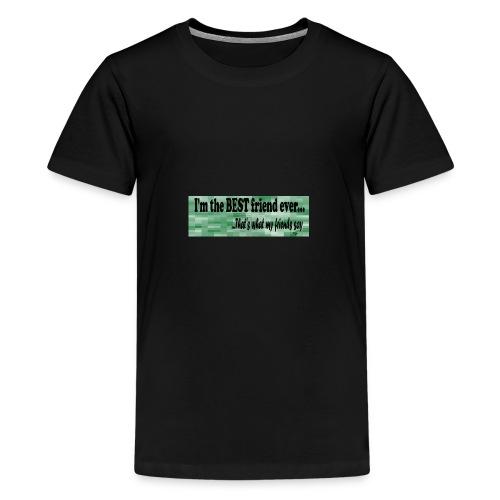MOOD PHRASES - Camiseta premium adolescente