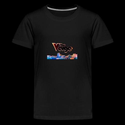 The Verge Gob. - T-shirt Premium Ado
