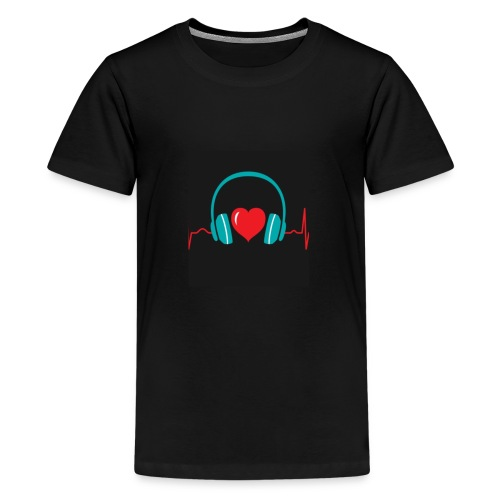 Victoria Sowinska - Teenage Premium T-Shirt
