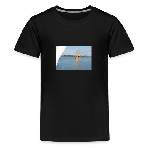 Fischkutter - Teenager Premium T-Shirt