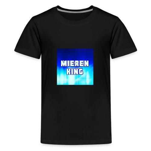 Mieren king - Teenager Premium T-shirt