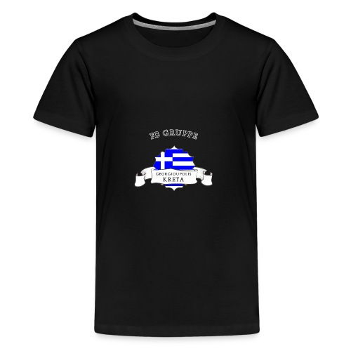 Georgioupolis/Kreta Motiv 2 - Teenager Premium T-Shirt