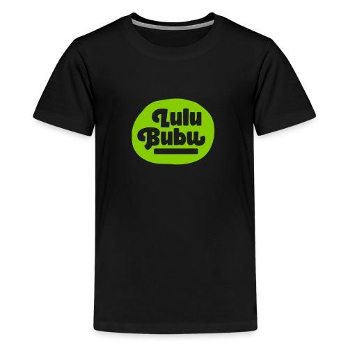 Lulububu-Logo - Teenager Premium T-Shirt