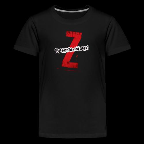 FYLZ - Logo - T-shirt Premium Ado