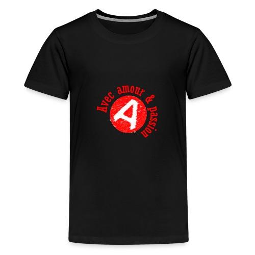 Agapao, - T-shirt Premium Ado