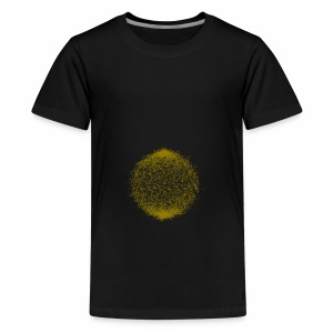Abstrakt GOLD - T-shirt Premium Ado