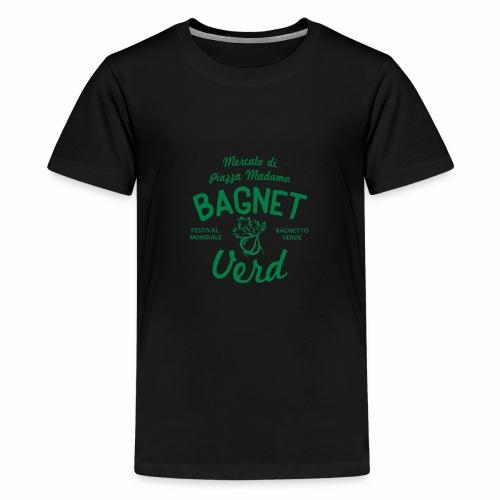 Festival Bagnetto verde2 - Maglietta Premium per ragazzi