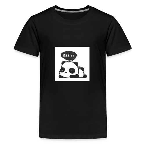 shinypandas - Teenage Premium T-Shirt