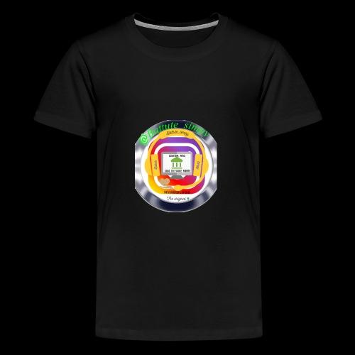 Logo of battutesimpy - Maglietta Premium per ragazzi