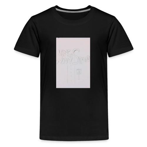 Screenshot 20180118 190027 2 - Teenage Premium T-Shirt