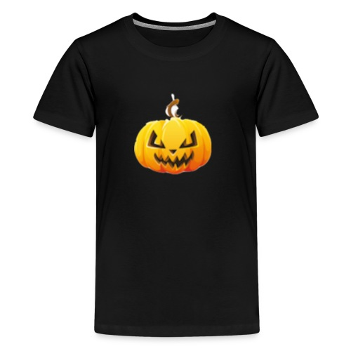 thegamingpumpkin - Teenager Premium T-shirt