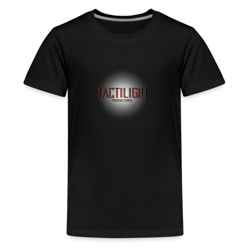 Tactilight Logo - Teenage Premium T-Shirt