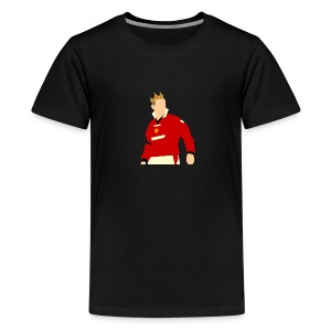 King Cantona - Teenager Premium T-shirt