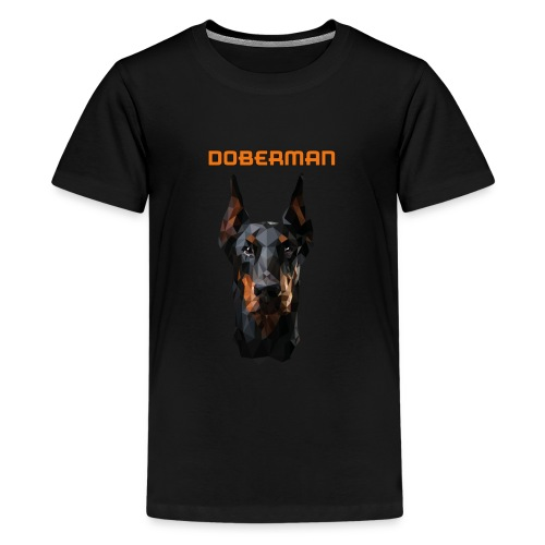 DOBERMAN - Teenager Premium T-shirt