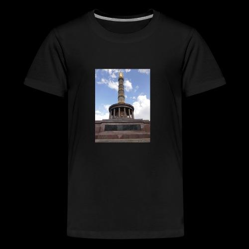 Die Siegessäule - Teenager Premium T-Shirt
