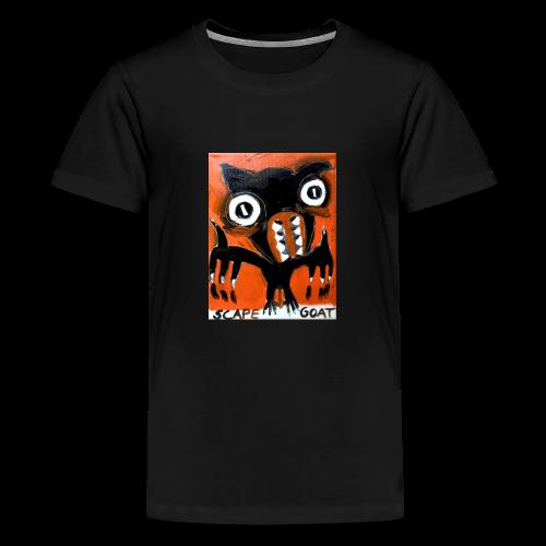 Toter Hund der Woche - Scapegoat - Teenager Premium T-Shirt