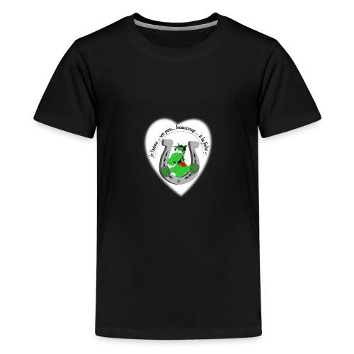 cheval comic FS - T-shirt Premium Ado