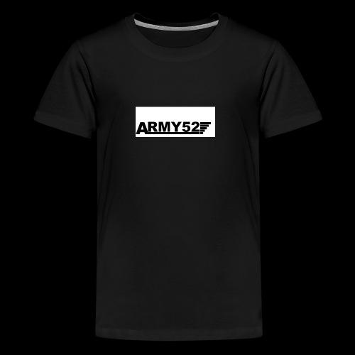A52 SHOP - Teenager Premium T-Shirt