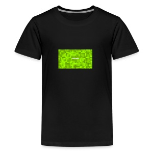 Youtube Triffcold - Teenager Premium T-Shirt