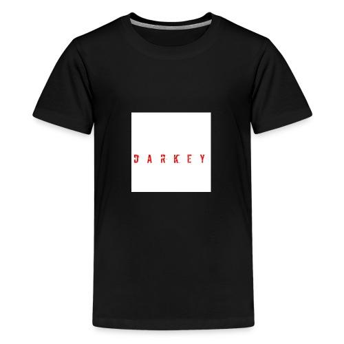 Darkey hoodie - Teenager Premium T-Shirt