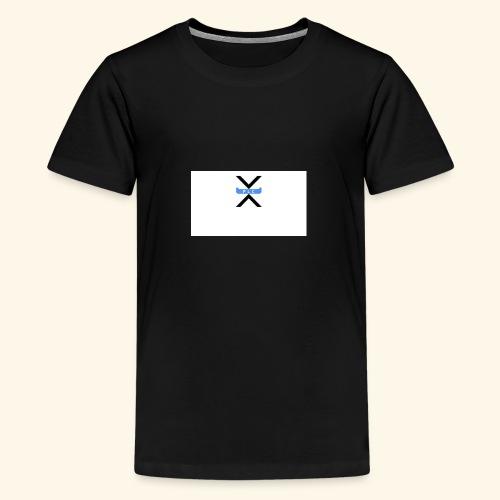 Brust Logo - Teenager Premium T-Shirt