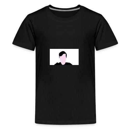 Teenage Premium T-Shirt - Walsh,cap,vlogs,Peter,Vlogs
