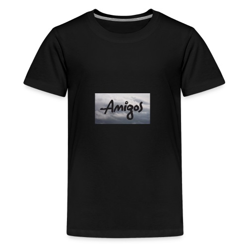 NEW AmigoBro Logo - Teenage Premium T-Shirt