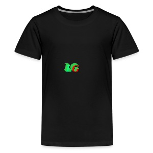 LegendryGamer - Teenage Premium T-Shirt