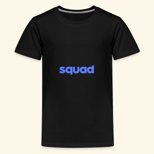 squad kleding - Teenager Premium T-shirt