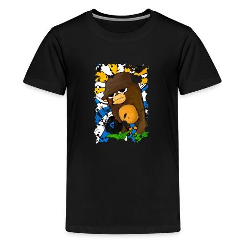 Holy Monkey - Teenager Premium T-Shirt