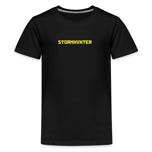 STORMHVNTER Basic - Teenager Premium T-Shirt