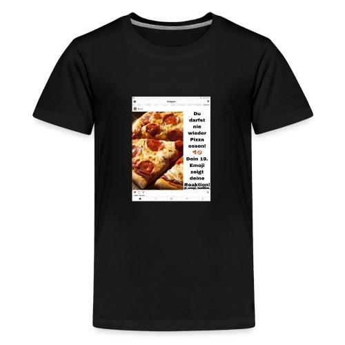 Screenshot 20170826 214709 - Teenager Premium T-Shirt