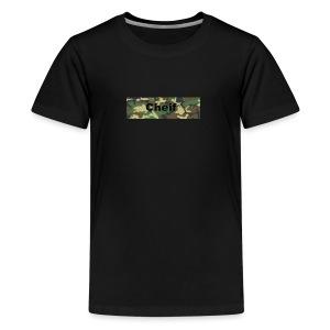 Cheif barn kläder - Premium-T-shirt tonåring