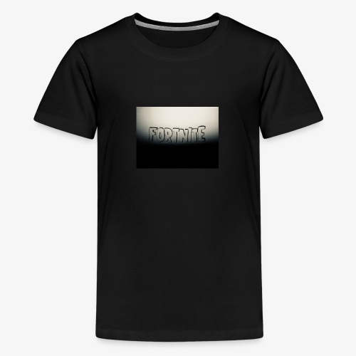 1E115CF0 BF39 44AC 92F1 43DE7AA3A954 - Teenage Premium T-Shirt