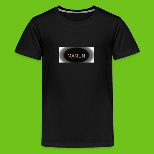 manmun - Teenager premium T-shirt