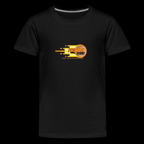 PhuntecStudio Logo - Teenage Premium T-Shirt